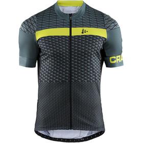 Craft Route - Maillot manches courtes Homme - vert/noir